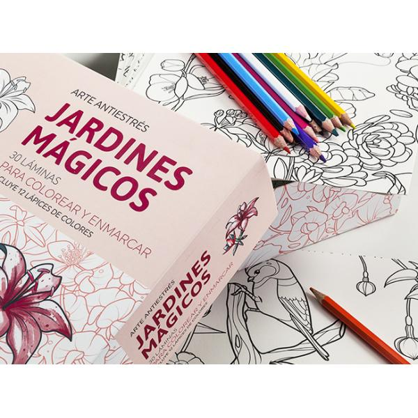JARDINES MÁGICOS